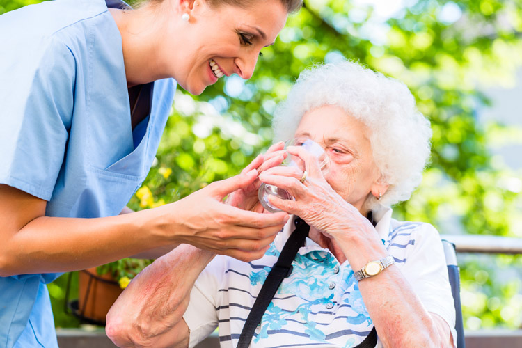 Benefits of Home Care For the Elderly - Precision Health Care